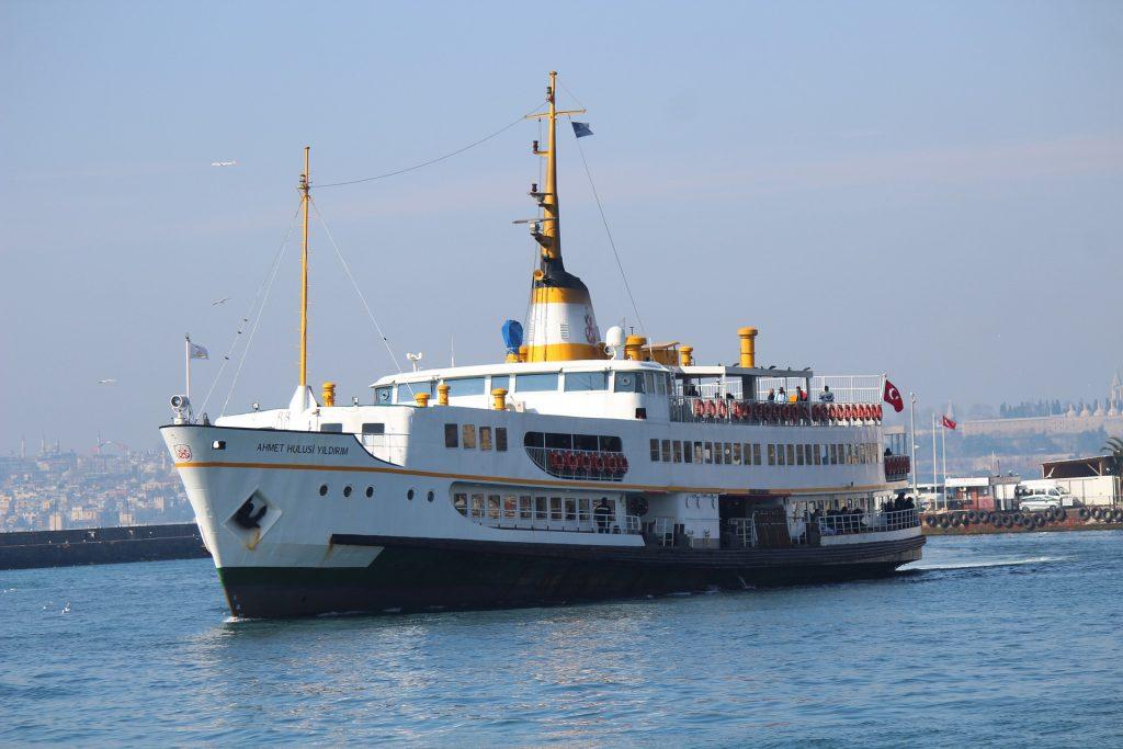 النقل البحري في تركيا