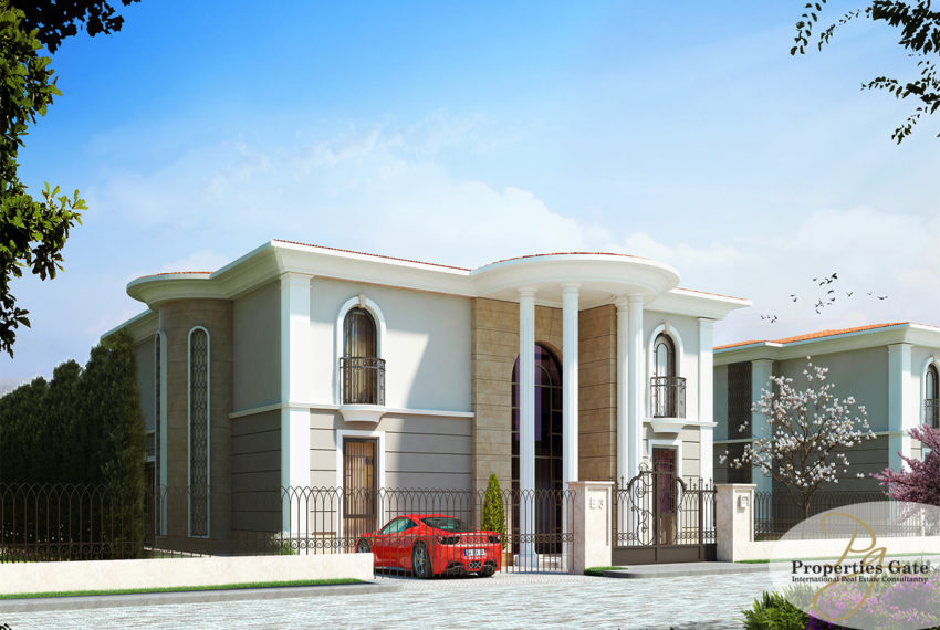 Properties Gate 45