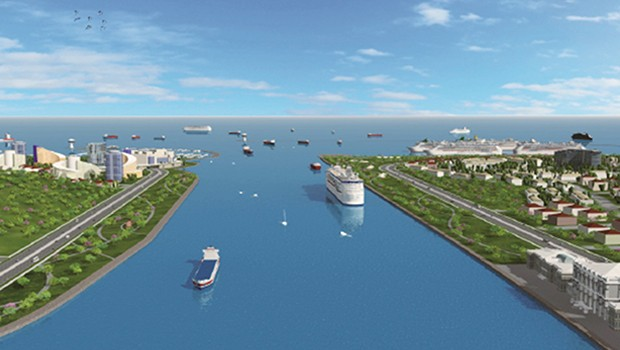 New Istanbul Canal