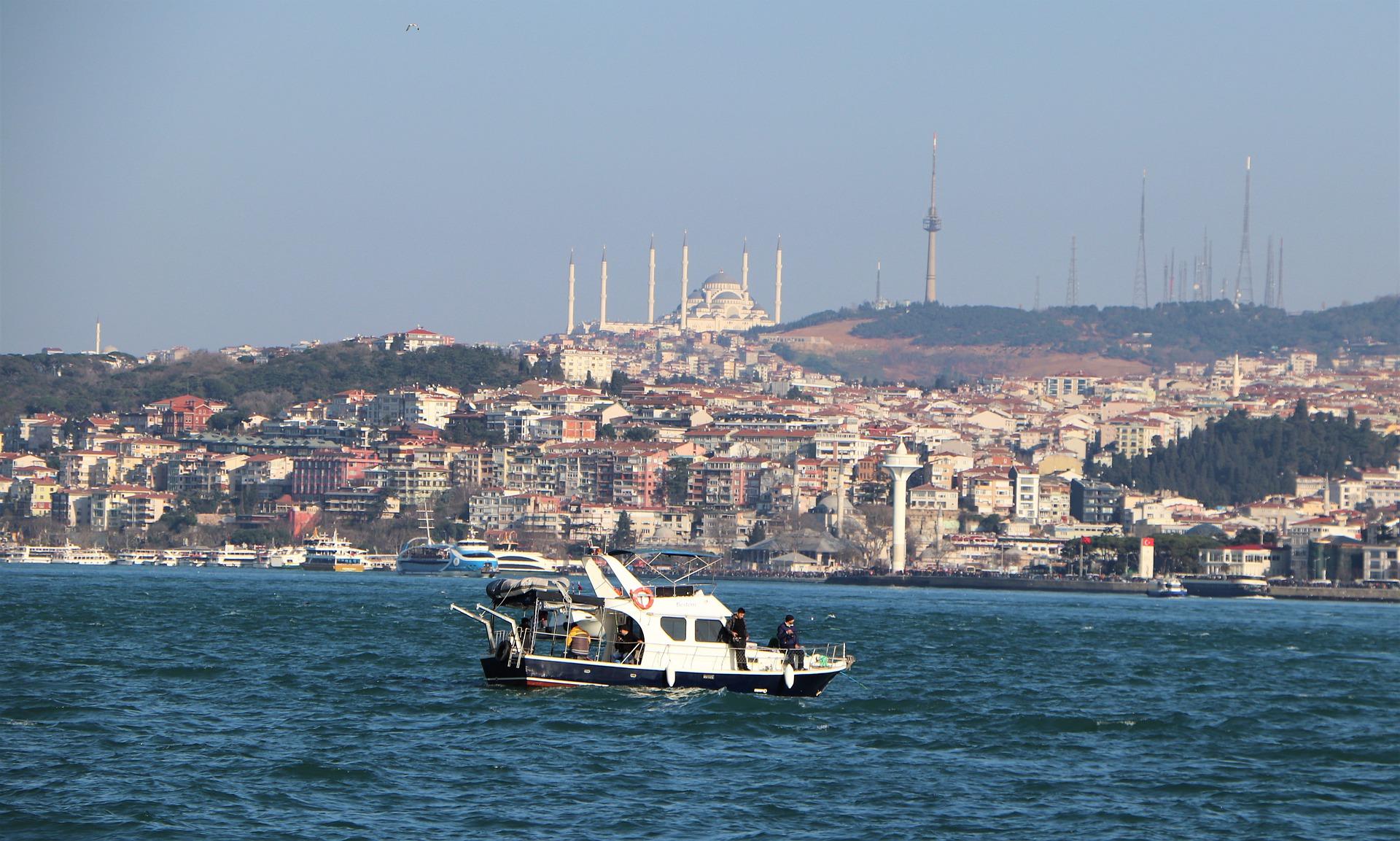 عدد السياح الأجانب في تركيا خلال 2017
