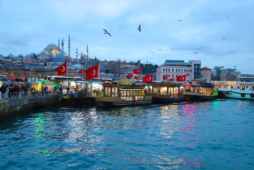 مبيعات العقارات في تركيا