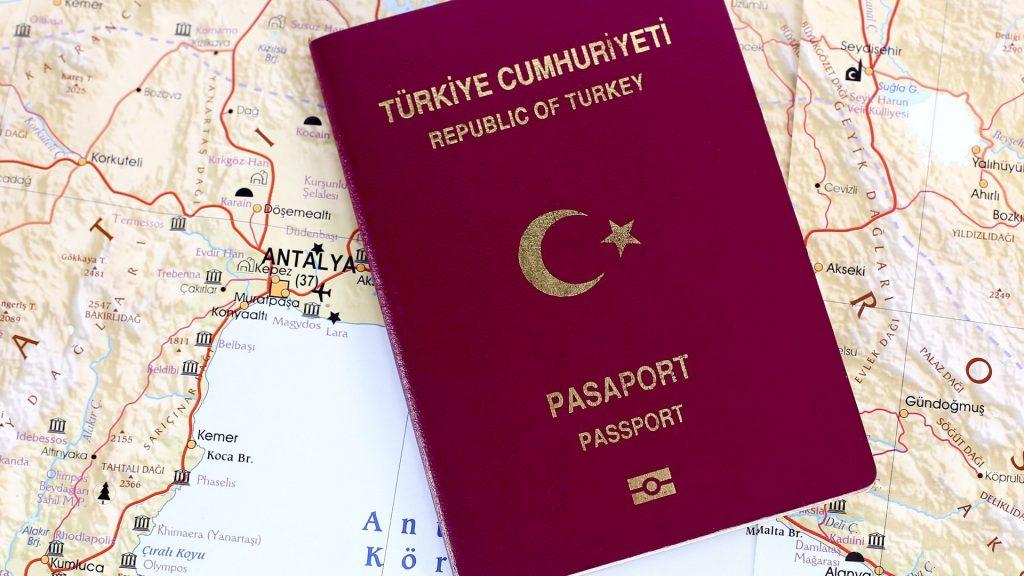 تأشيرة دخول
