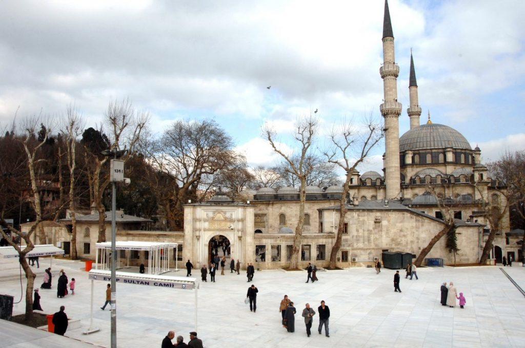 جامع أيوب سلطان